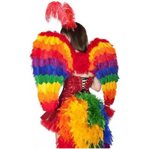 Rainbow Wings Costume