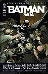 Batman Saga n°1 par Snyder