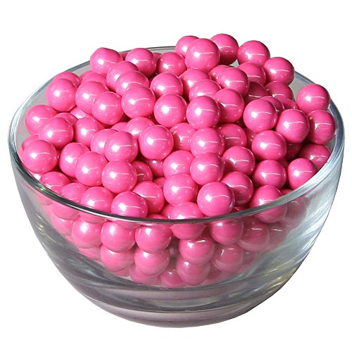 Sixlets Candy - Shimmer Bright Pink