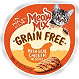 Meow Mix Poultry & Seafood Wet Cat Food, Variety