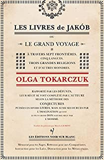 Les Livres de Jakób [2 CDs]