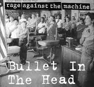 Bullet in the head [Single-CD]