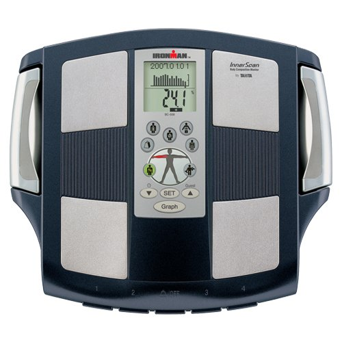 (Tanita BC-558 Ironman Segmental Body Composition Monitor)