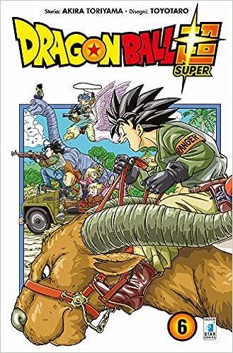 dragon ball super 6  : Dragon Ball Super: 6 - Akira Toriyama, Toyotaro, M ...