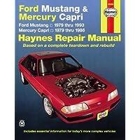 Ford Mustang and Mercury Capri, 1979-1993