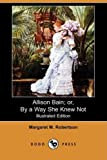 Allison Bain; or, by a Way She Knew Not, Margaret M. Robertson, 1409901254