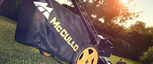 mcculloch m40 125 classic petrol push collect lawn mower. Black Bedroom Furniture Sets. Home Design Ideas