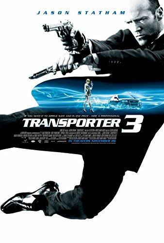 Amazon Com Transporter 3 Original Movie Poster 27x40
