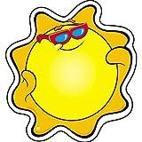TREND ENTERPRISES INC. MINI ACCENTS SUN (Set of 24)