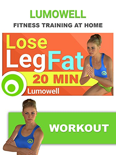 Lose Leg Fat Cardio Workout - 20 Minutes