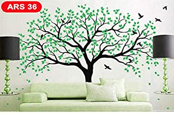 Buy Adroit Art Reusable Diy Wall Stencil Design For Wall Painting Custom Tree Design Wall Stencil 42 Stencils Size 103x74 Inches 1 Drawing Stencil For Kids Free Online At Low Prices