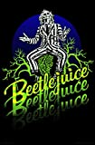 Trends International Beetlejuice Neon Wall Poster, 24.25'' x 35.75'', Multicolor