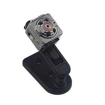 Opinión sobre Cámara de vigilancia Sq8 mini cámara cámara de movimiento inalámbrica Home Office o Car Video Recorder Home Security videovigilancia-only CAMERA