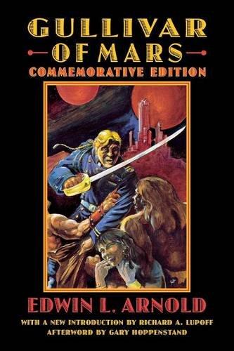 Gullivar of Mars (Bison Frontiers of Imagination)