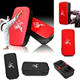CAMTOA MMA Muay Thai Kick Boxing Strike Focus Punch Pad Shield Training Sparring