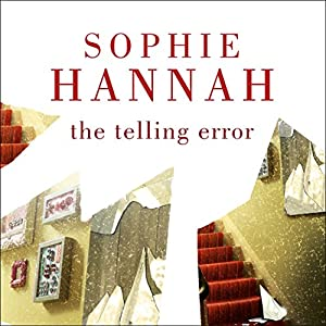 The Telling Error Hörbuch