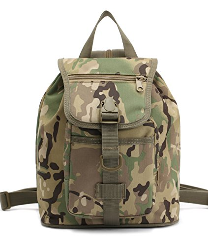 Mochila Kids Military Small Toddler Backpacks Water Resistant School Book Bags for Girls and Boys 10L