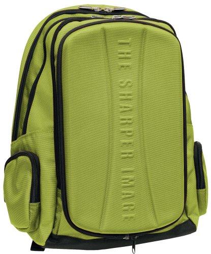 The Sharper Image Backpack Speaker System (Green)