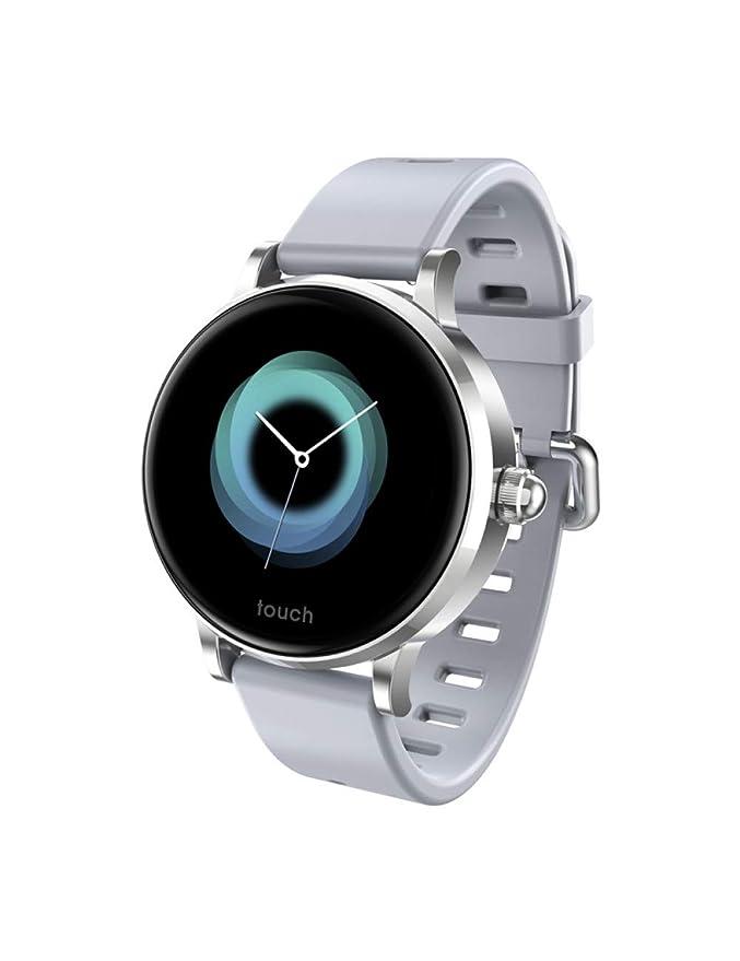 YJKLB Reloj Inteligente Pantalla De Color De Smart Watch ...