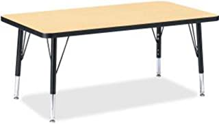 product image for Jonti-Craft RidgeLine Kydz Activity Rectangle Preschool Table
