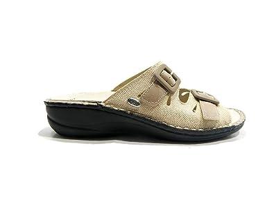 9e69f3fd02bf3 Grunland CE0519 DARA Ciabatta Donna S.  Amazon.co.uk  Shoes   Bags