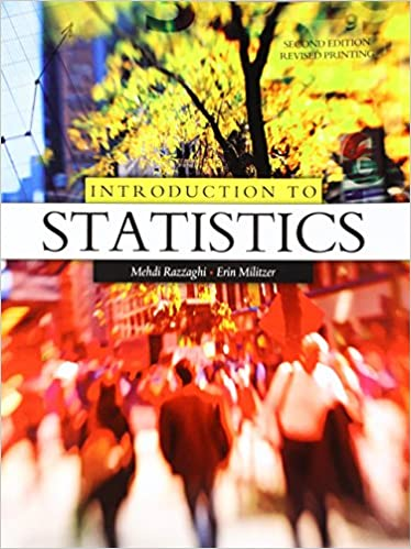 Book Introduction to Statistics