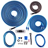 Best Amp Wiring Kits - Skar Audio 4 Gauge CCA Complete Amplifier Installation Review