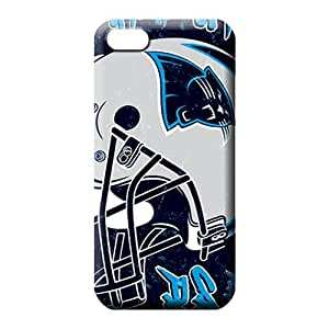 iphone 6plus 6p Bumper phone cover case trendy Appearance carolina panthers nfl football