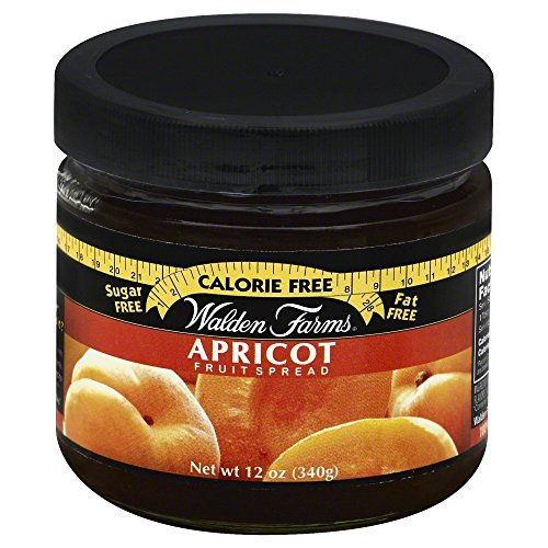 Apricot Fruit Spread 12 Ounces (Case of 6)