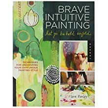 Quayside Publishing Quarry Books, Brave Intuitive Painting