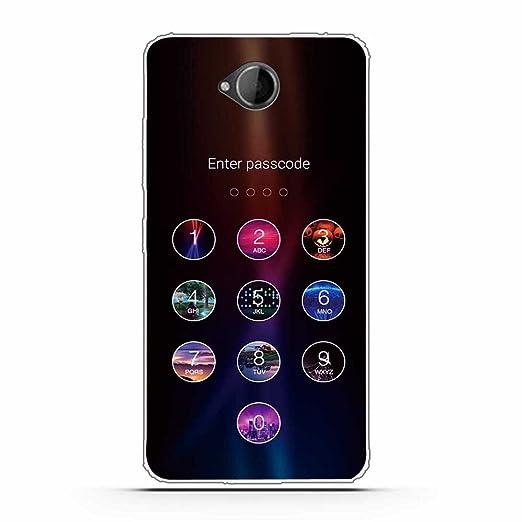 4 opinioni per Microsoft Nokia Lumia650 Cover, Fubaoda Alta qualità Stile umoristico e