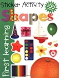 First Learning Shapes, Roger Priddy, 031249159X