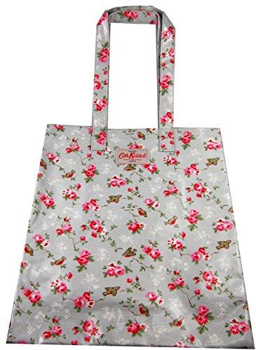 Cath Kidston Book Bag Bird Grey Schultertasche, 38 x 33 cm