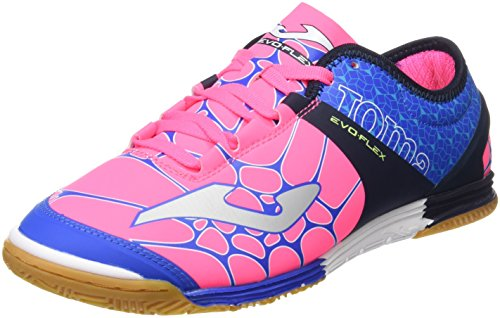 Joma EVOS.610.PS - Zapatillas Unisex, Color Rosa Fucsia