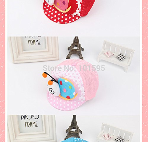 BrandChefNew Lovely cute Spring and autumn baby snail cap