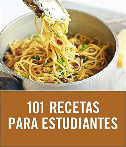 Descargar libros en ingles pdf gratis 101 recetas para estudiantes (SABORES) PDF ePub MOBI