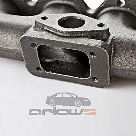 - Colector de escape Honda H de motores H22 V de Tec Turbo (fundido, T3 Brida): Amazon.es: Coche y moto