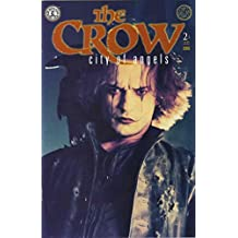 James O'Barr's The Crow: City of Angels #2 Cover A (Kitchen Sink Comics)