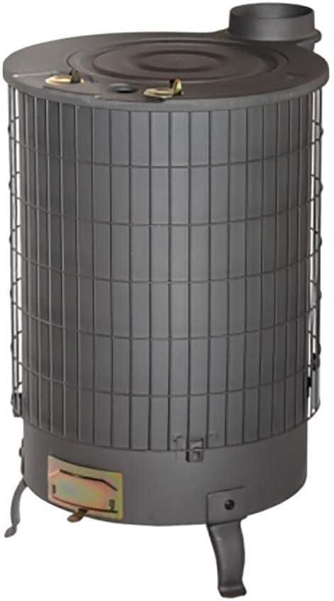 Talleres Hermanos Catalina -Theca- 6500072 - Estufa leña mixta 560x348 mm s/vert100mm ne nñ2 theca