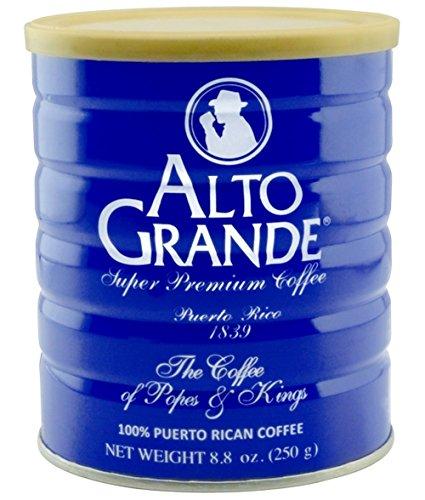 Alto Grande, Coffee And Can Puerto Rican, 8.8 Ounce