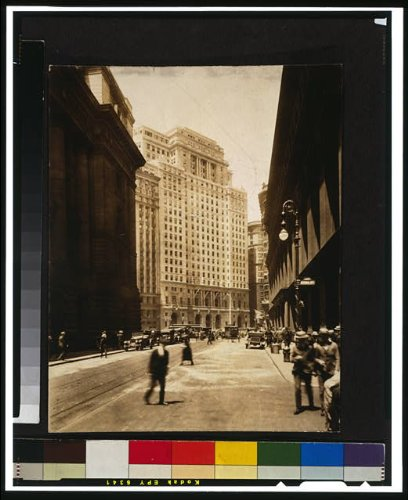 - Photo: Cunard Building,Stone Street Historic District,c1921,New York,NY,Pedestrian