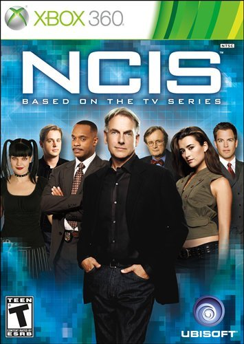 NCIS (Xbox Crime Games)