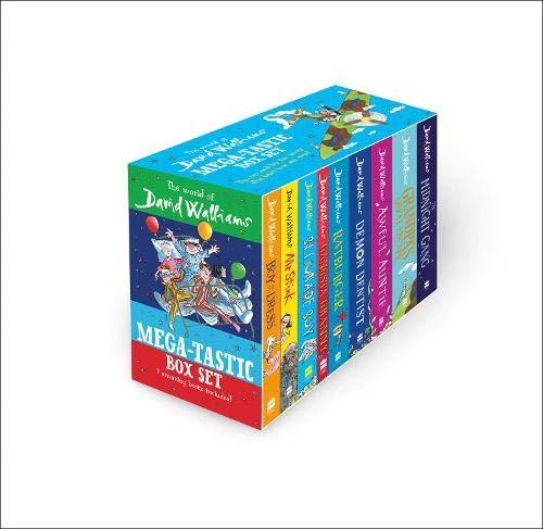 The World of David Walliams: Mega-tastic Box Set por David Walliams