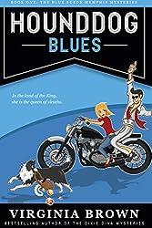 Hound Dog Blues (Blue Suede Mysteries Book 1)