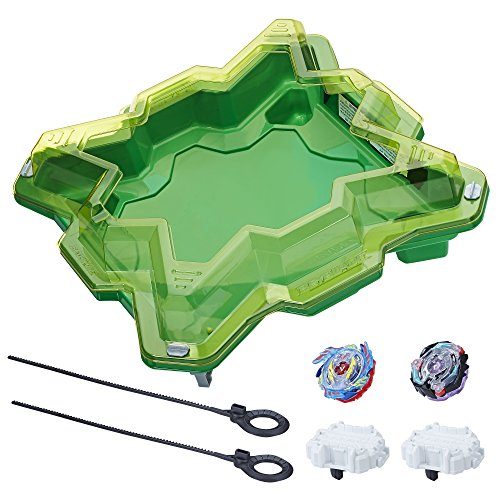 - Beyblade Burst Evolution Star Storm Battle Set (Amazon Exclusive)