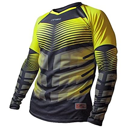 168afb383f3 Amazon.com : Rinat Bellator Goalkeeper Jersey : Sports & Outdoors