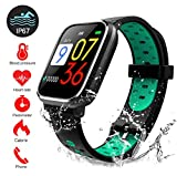 Best Bluetooth Watches - SYCYKA Fitness Tracker Smart Watch Bluetooth for Android Review