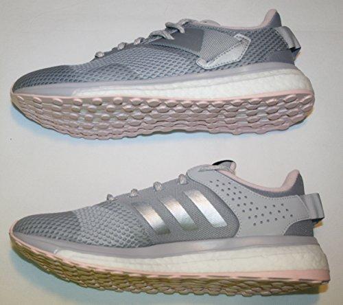Adidas Mujeres Response 3 Gris / Blanco / Rosa