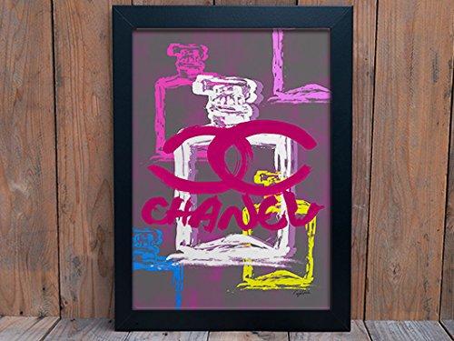 #044Craig Garcia glamorous ブランド モチーフ アート ポスター (A1, 03) [並行輸入品] B01IM4S1EW A1|03 3 A1