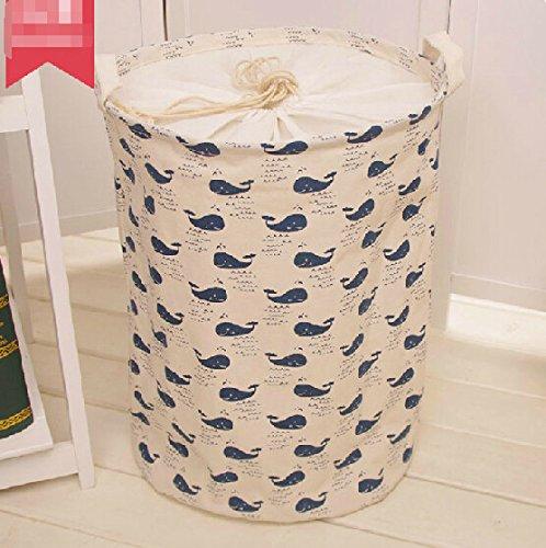 Amazon Com Hse 45x34cm Waterproof Laundry Dirty Clothes Hamper